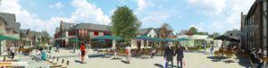 Village de Marques Rue intérieure 2
