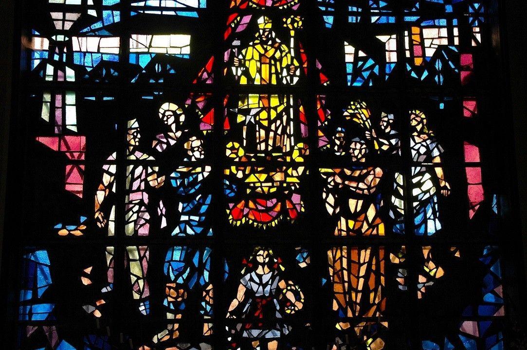 Vitraux Chapelle Saint-Eloi