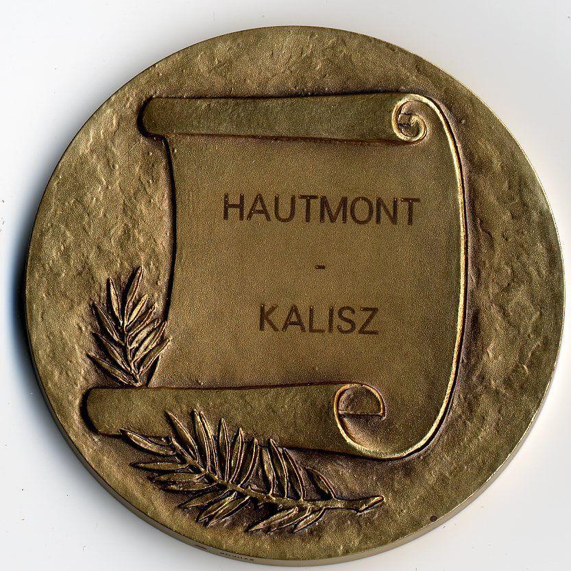 Kalisz medaille du 50e anniversaire