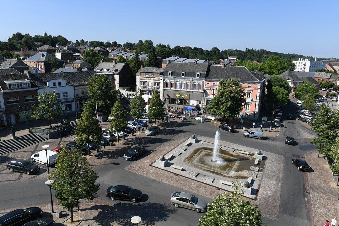 Vue générale centre-ville 2