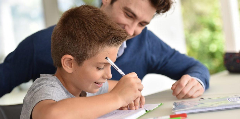 aide aux devoirs parent enfant enfance école